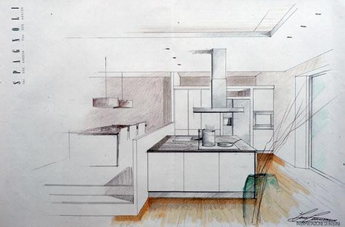 Progettazione spagnoli arredamenti firenze for Progettazioni interni